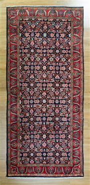 Sale 8617C - Lot 45 - Persian Saruk runner 310x140