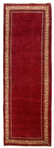 Sale 8715C - Lot 121 - A Persian Sarough, 100% Wool Pile With Medallion And Spandrel Design , 320 x 106cm