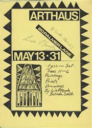 Sale 8766A - Lot 5016 - Arthaus by Lisa O'Grady and Belinda Smith - screenprint