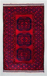 Sale 8499C - Lot 29 - Persian Baluchi 140cm x 85cm