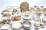 Sale 8667 - Lot 5 - Royal Crown Derby and other Imari Pattern Wares