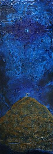 Sale 8787A - Lot 5041 - Mila Grigoriev (1960 - ) - I Am, 2009 120 x 40cm