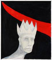 Sale 8791A - Lot 5083 - Helen Moore - Born to Rule (MacBeth), 2000 68 x 58cm