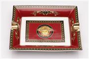 Sale 9052 - Lot 135 - Versace Inspired Rosenthal Ashtray (21x17cm)