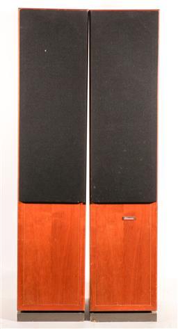 Sale 9136 - Lot 82 - Pair of Dynaudio 3.0 floor speakers (H:106cm)