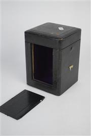 Sale 8396C - Lot 3 - Carriage Clock Case