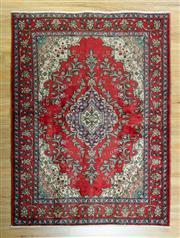 Sale 8617C - Lot 47 - Persian Kashan 190x145