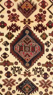 Sale 8725C - Lot 72 - A Persian Lori Carpet, Hand-knotted Wool, 180x110cm, RRP $1,500