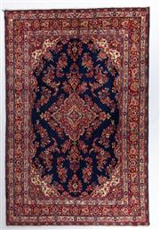 Sale 8790C - Lot 26 - A Persian Hamadan Classed As Village Rugs, Wool On Cotton Foundation, 320 x 215cm