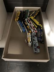 Sale 8819 - Lot 2401 - Collection of Toy Buses