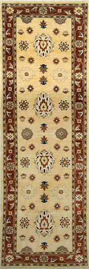 Sale 8380C - Lot 40 - Afghan Chobi 245cm x 81cm