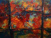 Sale 8838A - Lot 5023 - Margarita (Rita) Georgiadis - Untitled Landscape #1, 1995 129.5 x 175cm