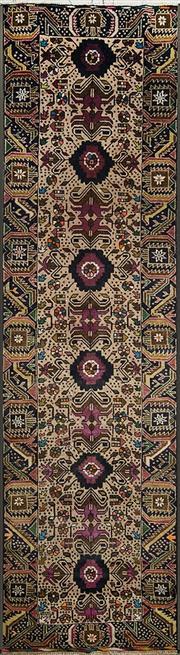 Sale 8345C - Lot 60 - Persian Baluchi 280cm x 82cm