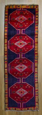Sale 8559C - Lot 28 - Persian Gorawan Runner 234cm x 75cm