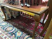 Sale 8589 - Lot 1064A - Queen Anne Style Coffee Table