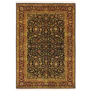 Sale 8830C - Lot 37 - An Indian Fine Jaipur in Classic Design, made from Handspun Wool 126x108 cm