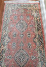 Sale 8990H - Lot 41 - Two hall runners, approx 350cm x 93cm