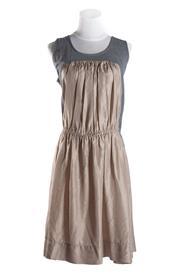 Sale 8493A - Lot 61 - A mod silk blend dress by DAY Birger et Mikkelsen, size 38
