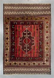 Sale 8499C - Lot 30 - Persian Baluchi 145cm x 95cm