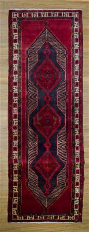Sale 8559C - Lot 29 - Persian Shiraz 315cm x 110cm