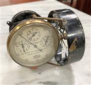 Sale 8951P - Lot 322 - Casella of London Vintage Air Meter to 100,000 Feet (dial-6cm)