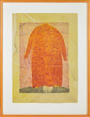 Sale 8339A - Lot 578 - G. W. Bot (1954 - ) - Tree of Life II, 1996 75 x 56cm