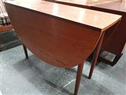Sale 8822 - Lot 1072 - G Plan Teak Drop Leaf Table