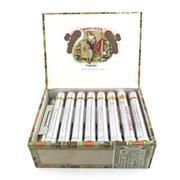 Sale 8825 - Lot 602 - 25x Vintage Romeo y Julieta Romeo No.2 Cuban Cigars - Tubos de Aluminio in original box, stamped CLARO 9.79