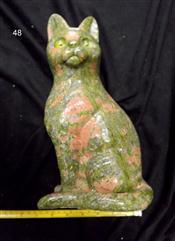 Sale 7905A - Lot 1679 - Unikite Cat