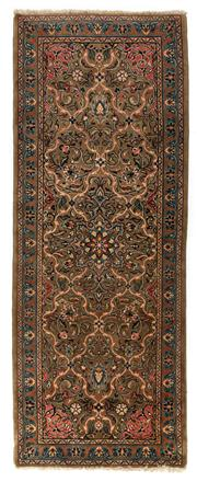 Sale 8715C - Lot 167 - A Persian Kohpaye From Isfahan Region, 100% Wool Pile, 218 x 84cm