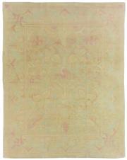 Sale 8725C - Lot 78 - A Vintage Turkish Oushak Carpet, Hand-knotted Wool, 290x200cm, RRP $1,800
