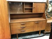 Sale 8859 - Lot 1088 - Avalon Teak Highboard