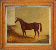 Sale 8358 - Lot 581 - Frederick Woodhouse (1820 - 1909) - Moe, 1864 44 x 52cm