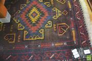 Sale 8352 - Lot 1092 - Persian Kazak (137 x 87cm)