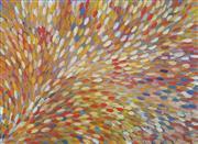 Sale 8420 - Lot 530 - Gloria Petyarre (c1945 - ) - Bush Medicine Leaves 150 x 206cm