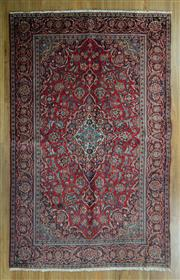 Sale 8617C - Lot 54 - Persian Kashan 207x130