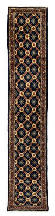 Sale 8715C - Lot 124 - A Persian Sarough Mahal, 100% Wool Pile On Cotton Foundation, Classed As Pre-Islamic Design , 405 x 82cm