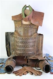 Sale 8818N - Lot 631 - A Reproduction Gladiator Costume