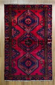 Sale 8559C - Lot 34 - Persian Hamadan 197cm x 120cm