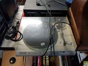 Sale 8582 - Lot 2260 - Akai Record Player