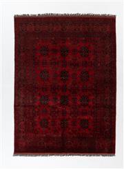 Sale 8760C - Lot 97 - An Afghan Khal Mohammadi 100%Wool Pile, 240 x 175cm
