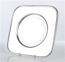 Sale 9255H - Lot 49 - A Christofle silver-plated Babylon presentation plate, 30cm x 30cm, RRP $450.