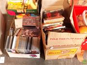 Sale 8582 - Lot 2331 - 2 Boxes of CDs