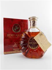 Sale 8454 - Lot 603 - 1x Remy Martin XO Cognac - old bottling, in box