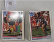 Sale 8418S - Lot 40 - REGINA 1992 SERIES 1 (set of 176.) Missing only two cards Nos. 81 and 175.