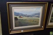 Sale 8509 - Lot 2041 - Michael McCarthy - Glendum 29.5 x 39.5cm