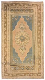 Sale 8725C - Lot 83 - A Vintage Turkish Tashpinar Carpet, Hand-knotted Wool, 350x176cm, RRP $5,000