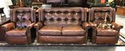 Sale 8822 - Lot 1543 - Moran 3 Piece Lounge Suite