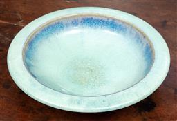 Sale 9120H - Lot 49 - A Junyao glazed rimmed bowl, Diameter 30.5cm