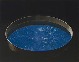 Sale 9195 - Lot 514 - TIM STORRIER (1949 - ) - Bowl of Stars,1994 56.5 x 76 cm (frame: 78 x 97 x 2 cm)